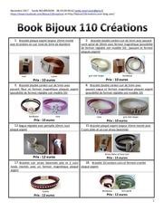 book bijoux novembre 2017