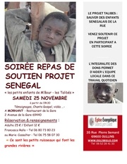 flyer soiree du 25 nov 17
