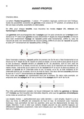 Fichier PDF avant propos gamme 1 8ve