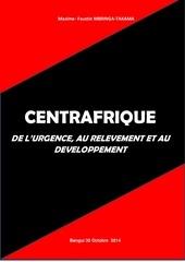 centrafrique de l urgence au relevement et au developpement