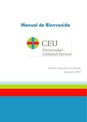 manual de bienvenida uch ceu 2017 2018 v1 sep17
