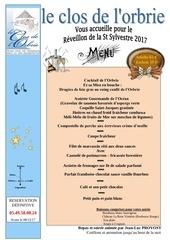 31 12 17 menu reveillon orbrie