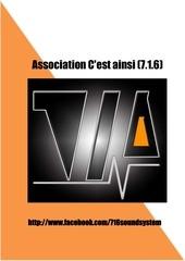 association 716 version 2017