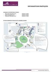 Fichier PDF informations pratiques