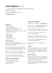 Fichier PDF cv lq