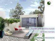 concept la division architecturale de votre terrain