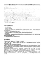 methodo l epreuve orale du bac de francais pdf
