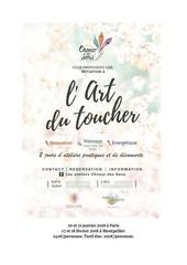 programme atelier art du toucher