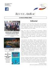 revue abibac n1 edition collector 1