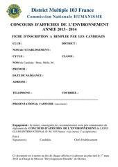 Fichier PDF affiches env fiche inscription