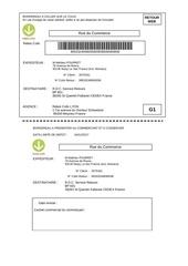 Fichier PDF label