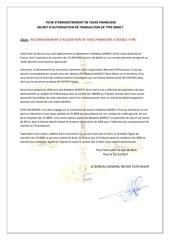 Fichier PDF formulaire marolt