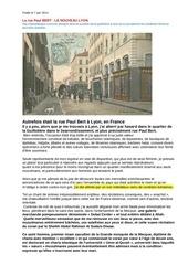 rue paul bert lyon1111