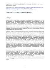 sur les traces de l otan dans le processus catalan