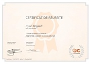 Fichier PDF dylan bogaert apprendre java