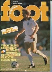 foot magazine issue 9 january 1982
