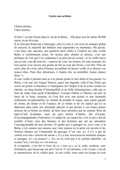 lettre aux artistes 1 2