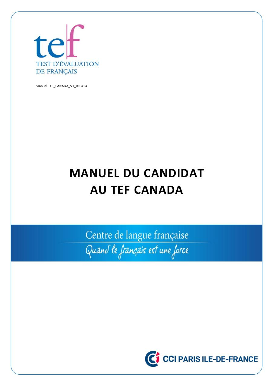 Manuel-candidat_TEF_CANADA_avril-20141.pdf - page 1/50