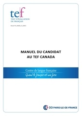 manuel candidat tef canada avril 20141