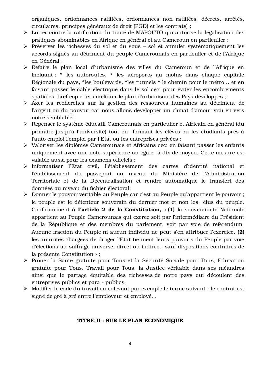 GRATUITEMENT GRATUITEMENT 2017 TÉLÉCHARGER PDF CAMEROUN MERCURIAL