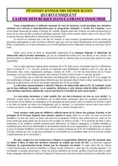 petition officielle democratie dans la france insoumise