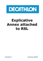 annexe dexplication de la rsl