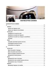 Fichier PDF 540 recettescookeo viandes