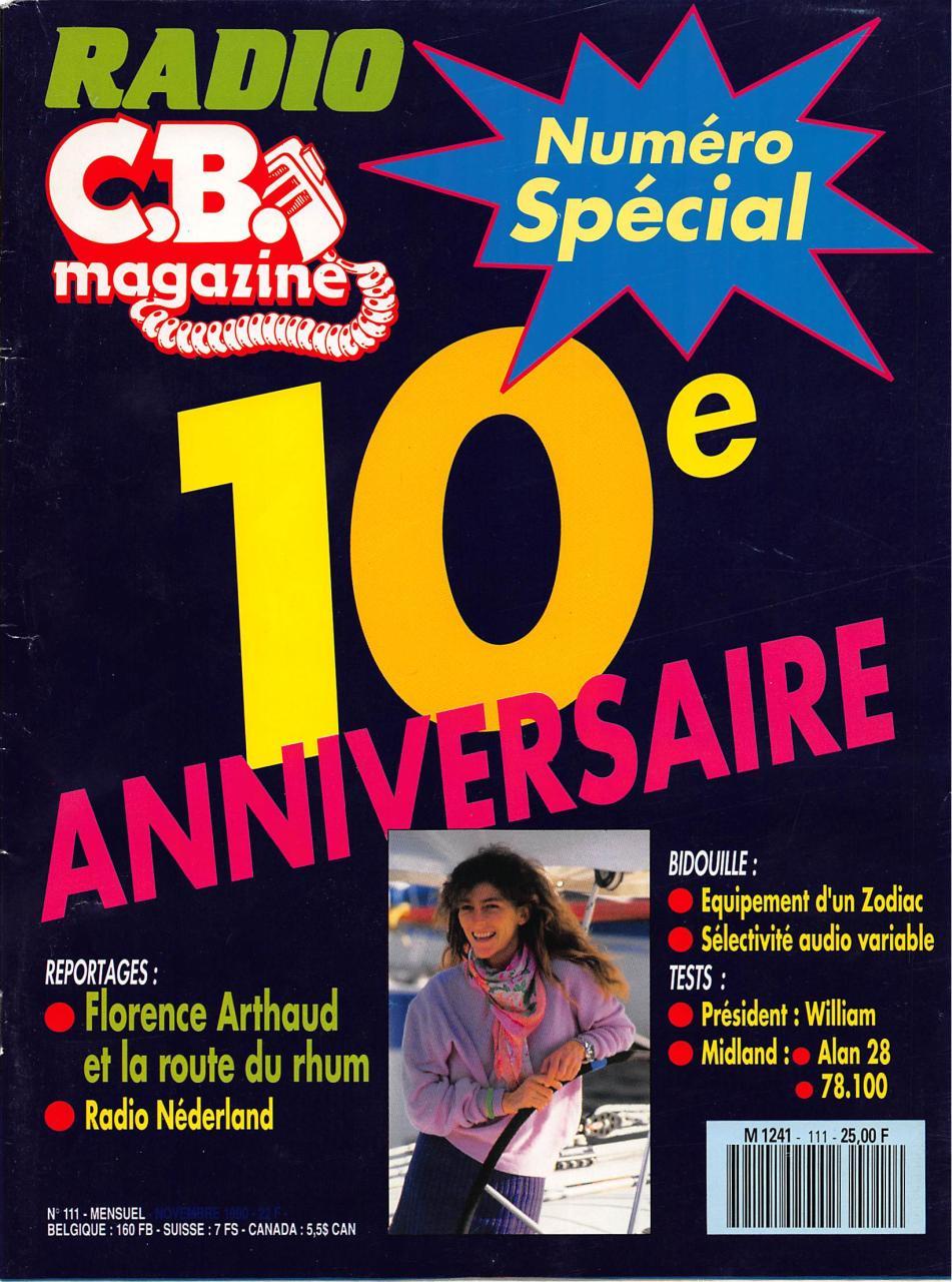 Radio CB Magazine 1990 12 No111 - Fichier PDF