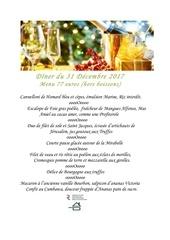 menu st sylvestre 2017 77 euros 1