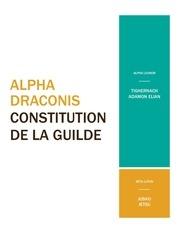 alpha draconis constitution de la guilde