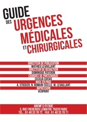 guide urgences medicales chirurgicales anemf 2014