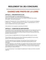 Fichier PDF reglement concours gagnez une photo de loire