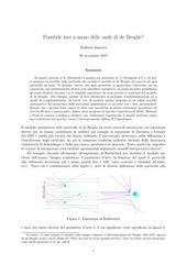 articolo1 modello de broglie