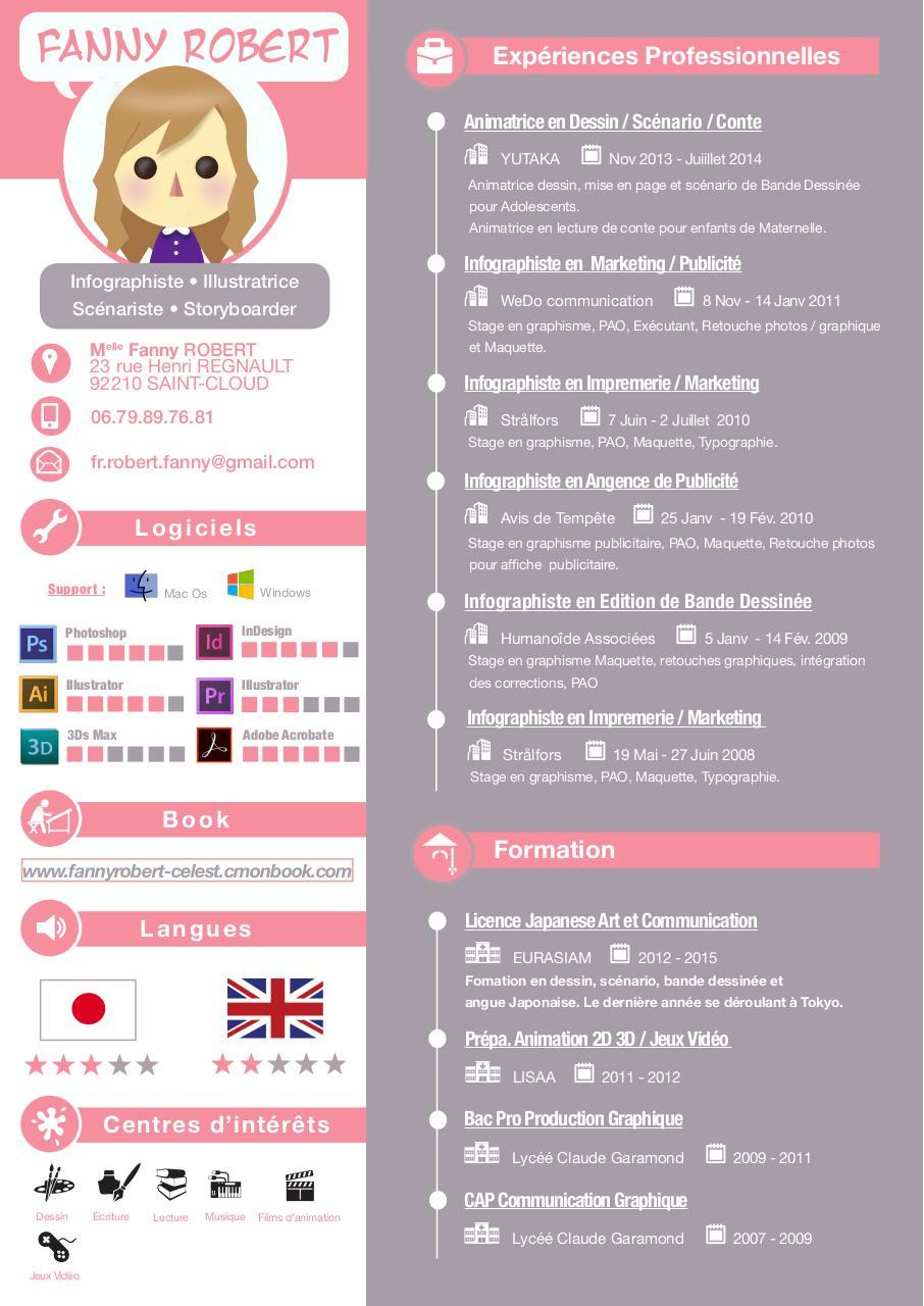 recherche pdf  rapport de stage infographie