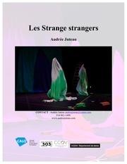 dossier de presse les strange strangers
