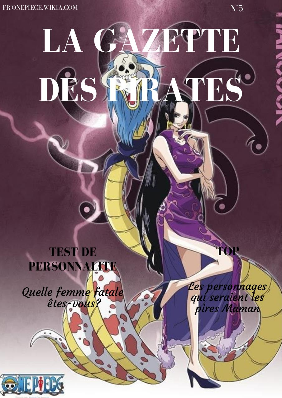 La Gazette des Pirates #5.pdf - page 1/20