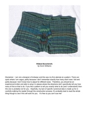 Fichier PDF ribbed boxers