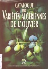 Fichier PDF catalogues varietes de l olivier algerienne