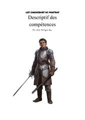 listing des competences