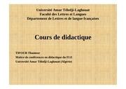Fichier PDF cours de didactique