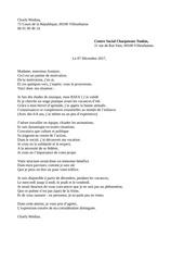 poeme de motivation 1