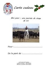 carte cadeau stage tri pdf