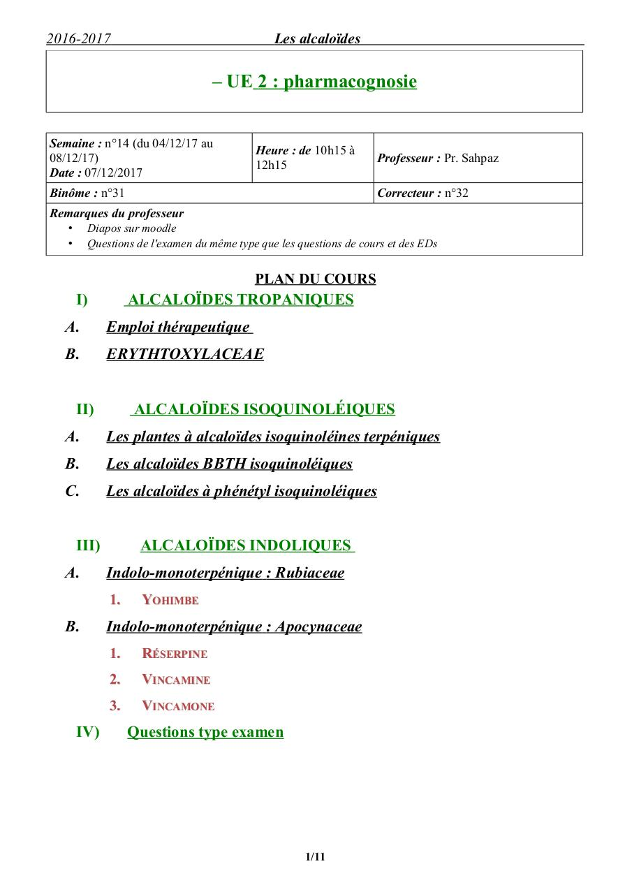 pharmacognosie-7-02-10h15-12h15-Pr-Saphaz.pdf - page 1/11
