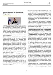 Fichier PDF macron en afrique les faux adieux de ouagadougou