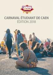 carnaval de caen 2018 guide de l Edition