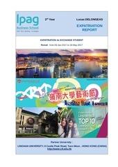 lucas delongeas china expatriation lingnanuniversity