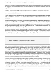 Privacy in Belgium overview.pdf - page 5/7