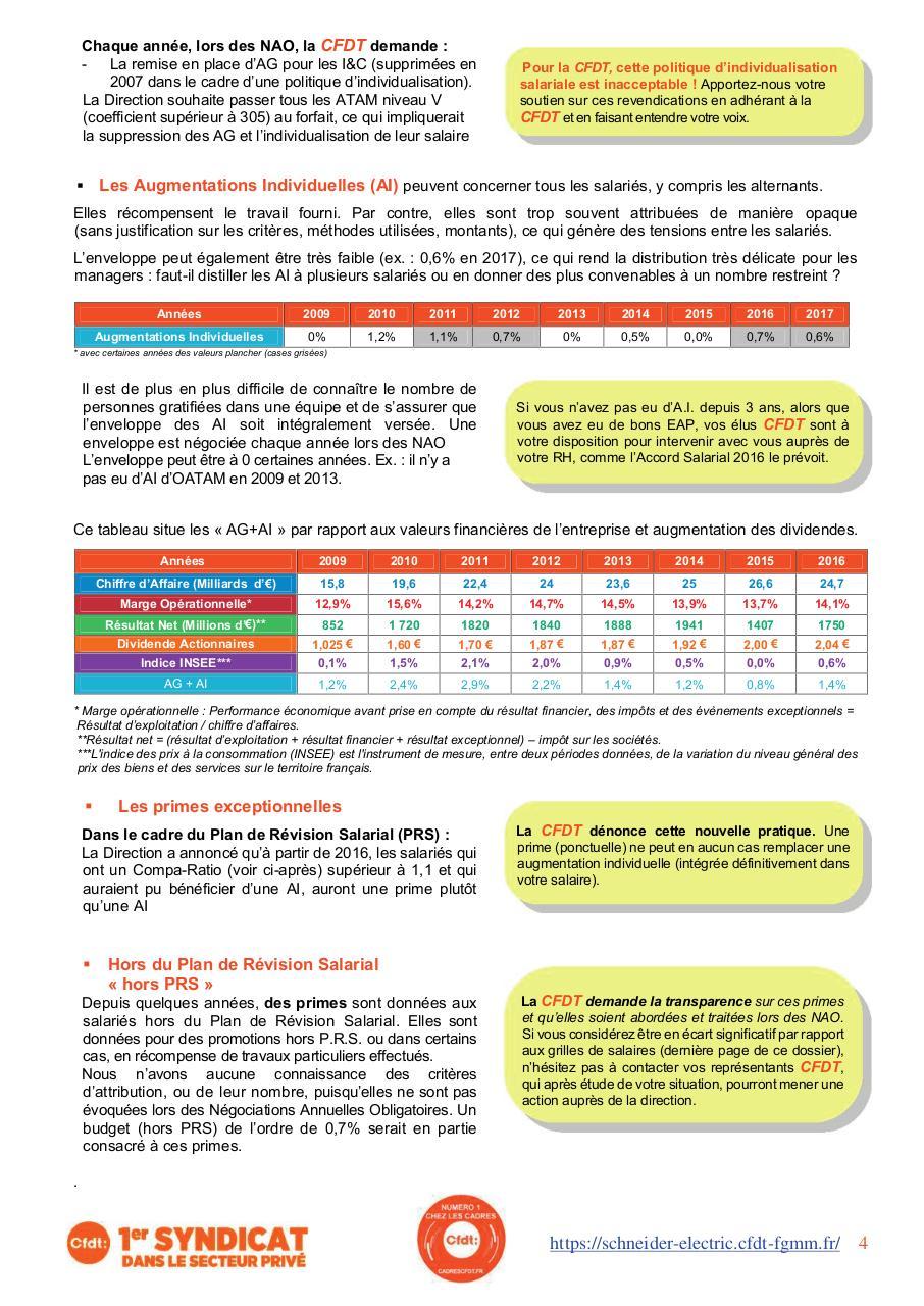 Dochdl1onppm01tmptarget Guide Cfdt Remunerations Evolutions
