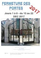portes de janvier 2018 fermeture des portes 2017 1