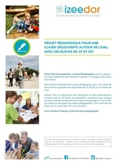 Fichier PDF projet peda classe decouverte cp ce1